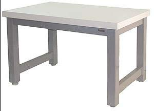 (Extreme Kennedy Heavy Duty Steel Modular Work Bench with Laminate Top, lbs Capacity, 72