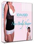 BODY SHAPER-KYMARO(NUDE /EX LARGE) 38C-D 40B-D 'TOPS ONLY'