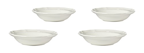 Mikasa French Countryside Set of 4 Fruit Bowls