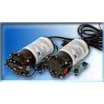Aquatec 5853-7E12-J524 1.7 GPM 60 PSI 3/8 inch JG 120V Delivery/Demand Pump with Cord
