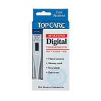 Topcare, Thermometer Digital 60 Second, 1 Count