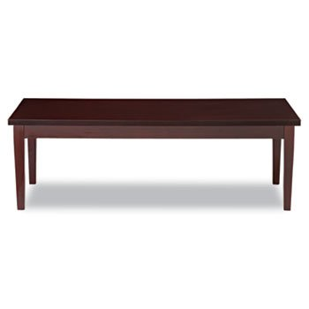 Verona Series Occasional Tables, 48w x 20d x 16h, Mahogany