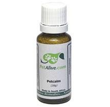 Natural PetCalm - Effective tonic for pet nervous system and harmony