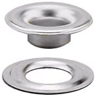 1,800 Pieces of Each Heavy-Duty #3 Set Stimpson Rolled Rim Grommet and Spur Washer Dull Black Chem Durable Reliable