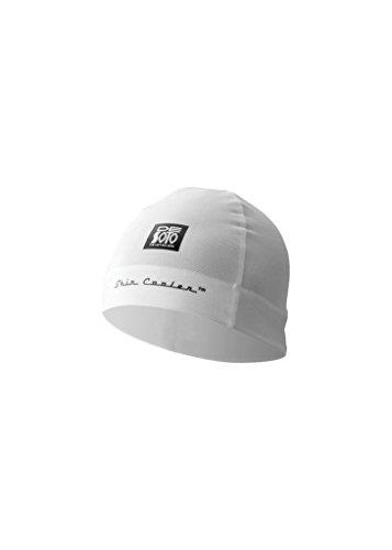 DeSoto Skin Cooler Helmet Beanie (White)