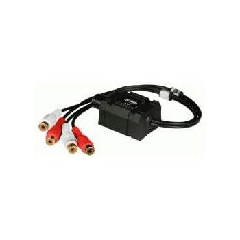 2003 polaris trail boss wiring harness amazon com new metra aalc rca amplifier level controller #4