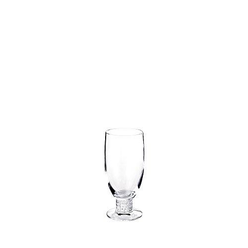 Copo para Cerveja Lalique modelo Louvre em Cristal 270 ml - Cada