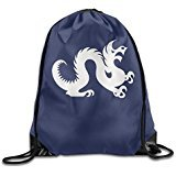 Aip-Yep Custom Drexel Dragon Logo University Funny Boys And Girls Travel Bag White (Wimpy Adult Costume)