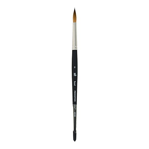 Princeton Artist Brush Elite Synthetic Kolinsky 4850 Round 8