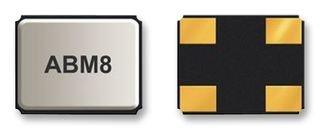 CRYSTAL, 48MHZ, 18PF, 3.2 X 2.5MM ABM8-48.000MHZ-B2-T By ABRACON ABM8-48.000MHZ-B2-T-ABRACON