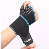 - Paw Bind - Weight Lifting Fitness Hand Bandage Elastic Wrist Injury Support Protective Wristband - Hired Pass Helping Mitt Handwriting Bridge Player - 1PCs