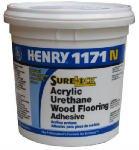 HENRY, WW COMPANY 12235 1171N Floor Adhesive, 1 gallon
