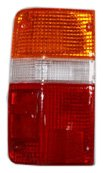 TYC 11-1655-02 Toyota Pickup Driver Side Replacement Tail Light Lens Only