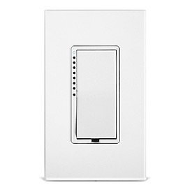Motion Plates Charge Control (Insteon Smart Dimmer Wall Switch, Works with Alexa via Insteon Bridge, Uses Superior Dual-Mesh Wireless Technology for Unbeatable Reliability - Better than Wi-Fi, Zigbee and Z-Wave)