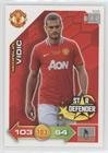 Nemanja Vidic (Trading Card) 2011-12 Panini Adrenalyn XL Manchester United - [Base] #103