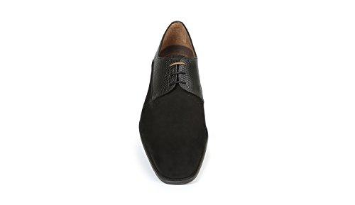 Giorgio Brutini Griffen Plain Toe W1005 Zapatillas De Vestir Para Hombre Negro