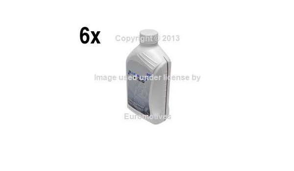 Amazon com: for BMW (02-13) Automatic Transmission Fluid (6
