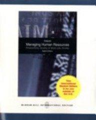 Read Online Managing Human Resources PDF