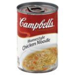 campbells chicken e - Campbell's Condensed Homestyle Chicken Noodle Soup 10.75 OZ pack of 3