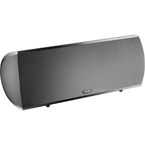 Definitive Technology ProCenter 1000 Compact Center Speaker (Single, Black) - Compact Shielded Speakers