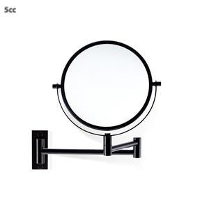 Decor Walther Kosmetikspiegel SPT 33 Wandmodell matt-schwarz
