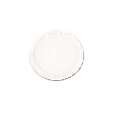 Translucent, Vented Lid - 500 Per Case.