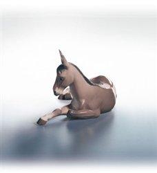 Lladro Donkey Figurine by Lladro