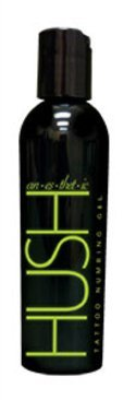 HUSH anesthetic - Tattoo Numbing Gel (60 grams) 2oz. - More Powerful than Numbing Cream