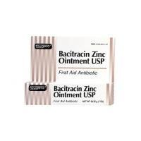Bacitracin Zinc Ointment, 1 oz Tube, Each ()