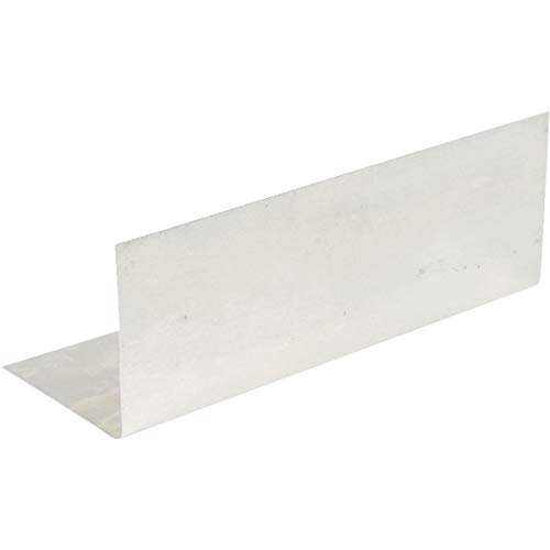 Amerimax Home Products 68708BX Aluminum Pre-Bent Step Flashing (Pack of 100)