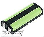 Battery for Panasonic HHR-P105 HHRP105