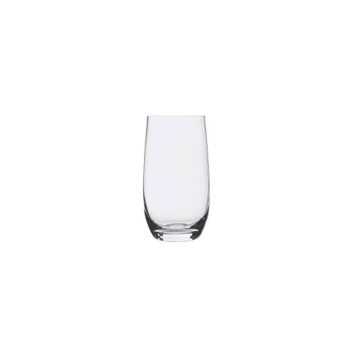 Steelite 4803R221 Rona Lunar 16-1/2 Oz Highball Glass - 24 / CS by Steelite