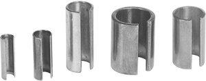 3/4''ID x 1''OD x 1-1/4'' Galvnized Split Steel Reducr Bushing, Pack of 10