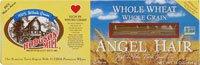 whole wheat angel hair pasta - 2