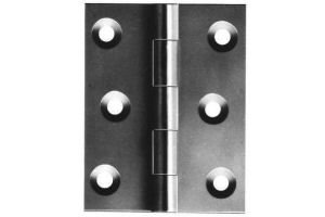 150mm 6' No.899 Double Pressed Butt Hinges Perry Hinges