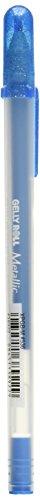 (Gelly Roll Metallic Medium Point Pen Open Stock-Blue)