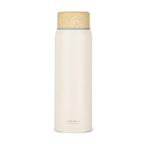 CC KU Portable Insulated Stainless Wood Grain product image