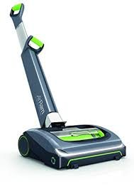 Bissell - Airram Bagless Upright Vacuum - Green/gray
