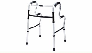Graham Field 700175CR UpRise Onyx Folding Walker GF Health Products Inc.