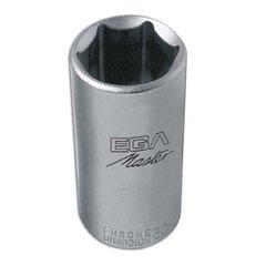 Ega Master 67684 - Douille 1/4' - 9/16' Serie Longue (6 Pans)