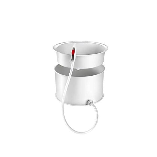 Tescoma 895250.00 Estrattore a Vapore, Plastica, Bianco, 28.4 x 16.9 x 28 cm 2 spesavip