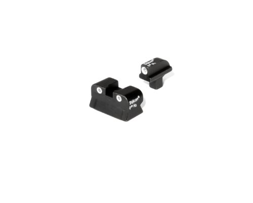 Trijicon 3 Dot Front And Rear Night Sight Set for Colt Combat Commander