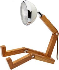 Mr. wattson G9 LED Lamp – Vintage White