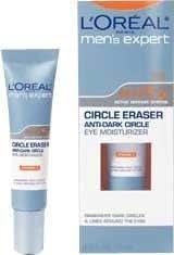 L'Oreal Men's Expert Circle Eraser Anti-Dark Circle Eye Moisturizer 15ml/0.5oz.
