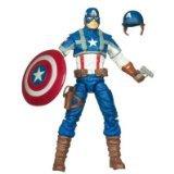 Captain America Movie 4 Inch Series 2 Action Figure Super Combat Captain America Final Mission