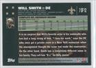#7 2007 Topps New Orleans Saints - Will Smith Base Football Card