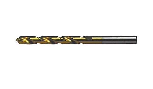 12 Pack Viking Drill and Tool 40170#9 Type 260-D 135 Degree Split Point M42 Cobalt Screw Machine Drill Bit