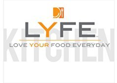Lyfe Kitchen Gift Card ($25) (Party City Locations California)