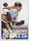 Hf Leaf - Season Stats - Lulea HF (Hockey Card) 1995-96 Leaf Elit Set Sweden - [Base] #73