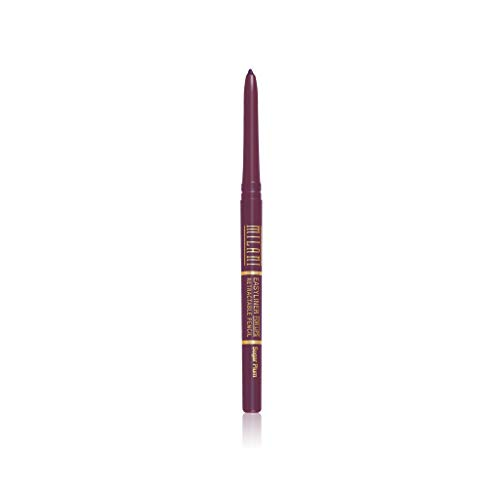 Milani Easyliner Mechanical Lipliner Pencil - Sugar Plum (0.01 Ounce) Vegan, Cruelty-Free Retractable Lip Pencil to Define, Shape & Fill Lips